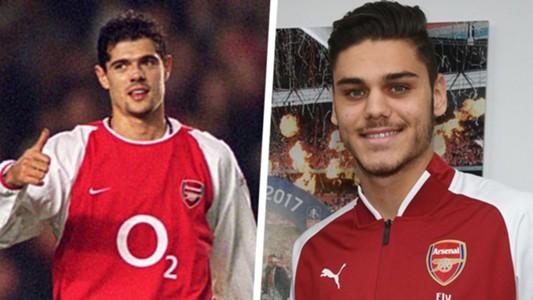 Stathis Tavlaridis Kostas Mavropanos Arsenal Split
