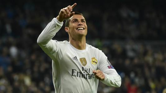 Cristiano Ronaldo Real Madrid 2015