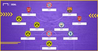 Dortmund Best XI ???