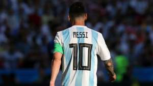 Lionel Messi France Argentina World Cup 30062018