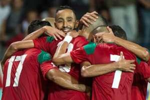 Maroc Vs Gabon