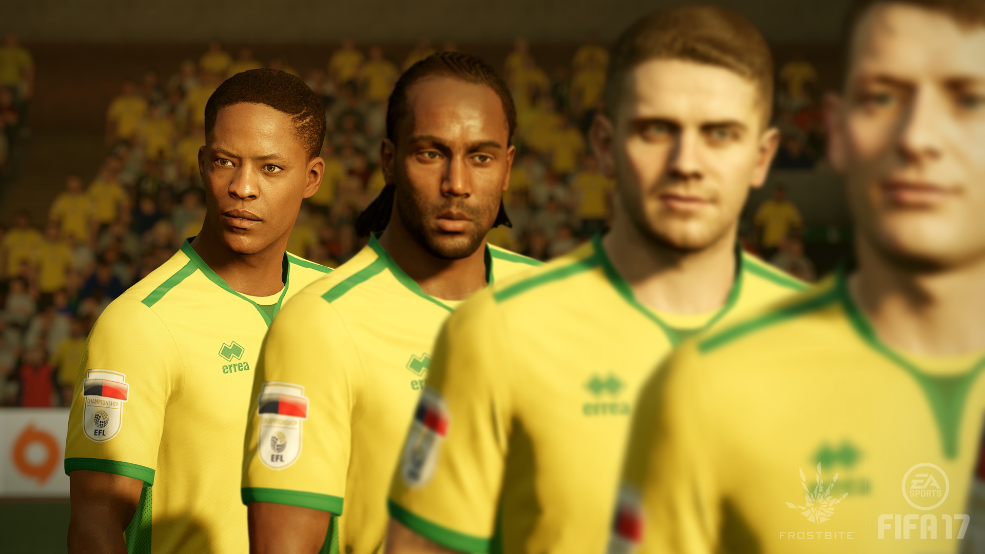 super popular 3b40c dbb15 FIFA 18 The Journey mode: Alex Hunter's story so far and ...