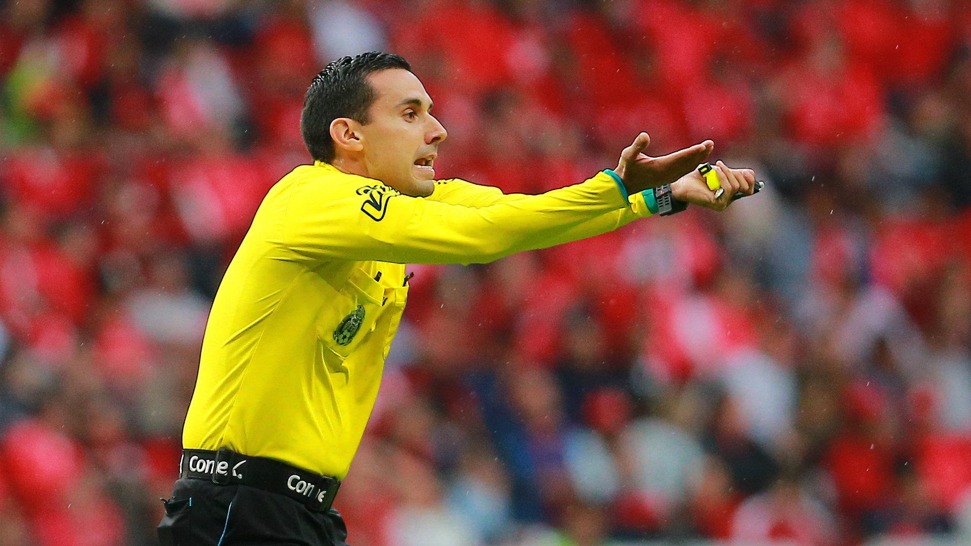 Liga MX arbitraje
