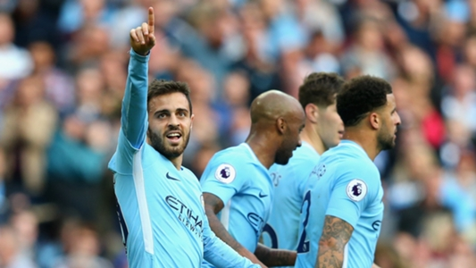 Bernardo Silva: Yes, Man City can do it on a cold Monday night in Stoke