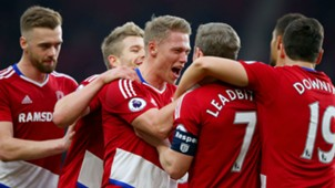 Middlesbrough Oxford FA Cup Grant Leadbitter