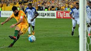 Mile Jedinak Socceroos 2017