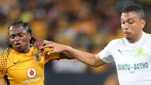 Kaizer Chiefs, Siphiwe Tshabalala & Mamelodi Sundowns, Ricardo Nascimento