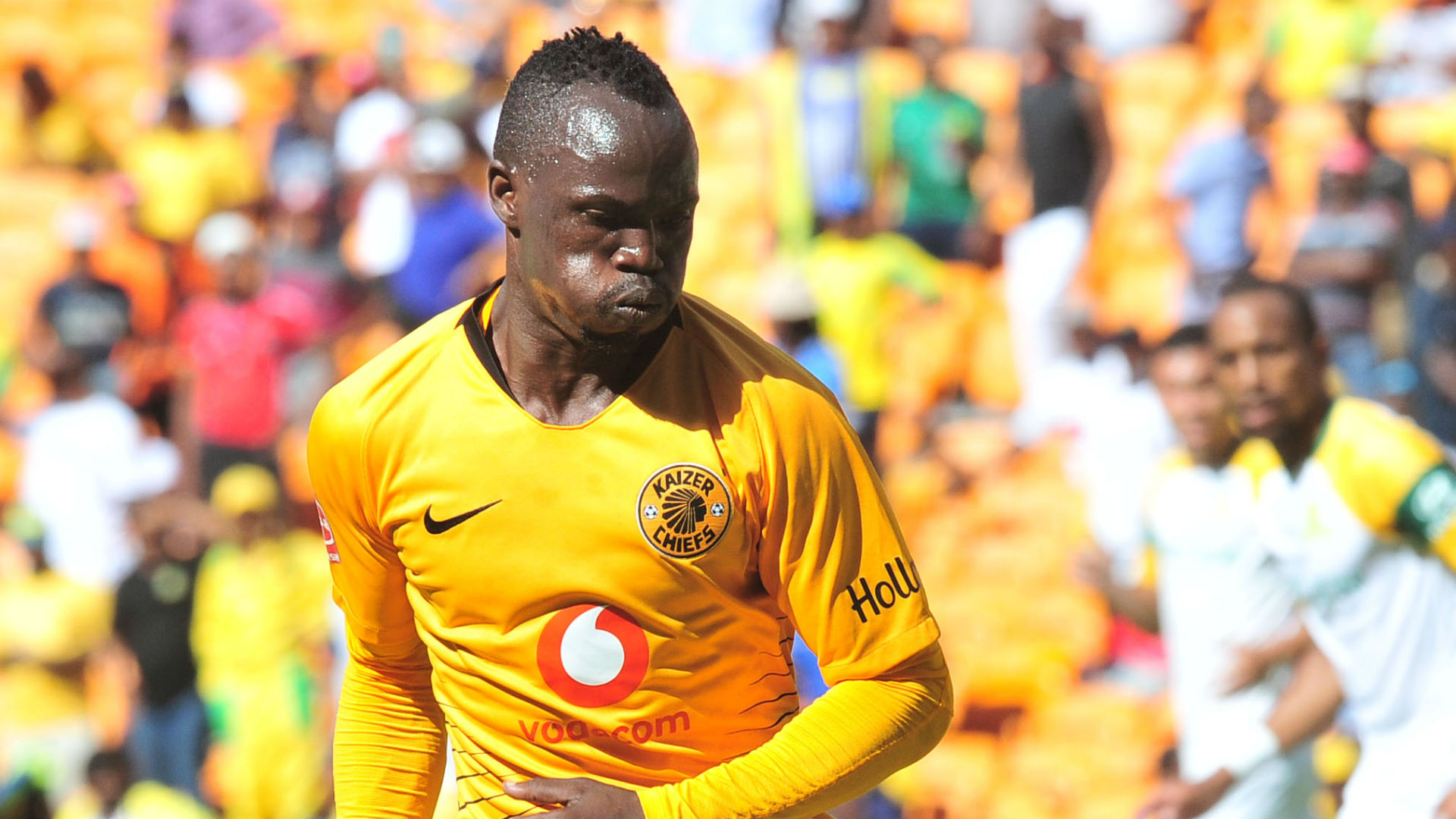 Geoffrey Walusimbi, Kaizer Chiefs, January 2019