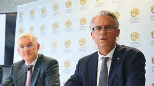 Steven Lowy David Gallop Football Federation Australia 20122016