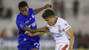 Caicedo Roa Huracan Emelec Copa Libertadores Grupo Grupo B Fecha 5