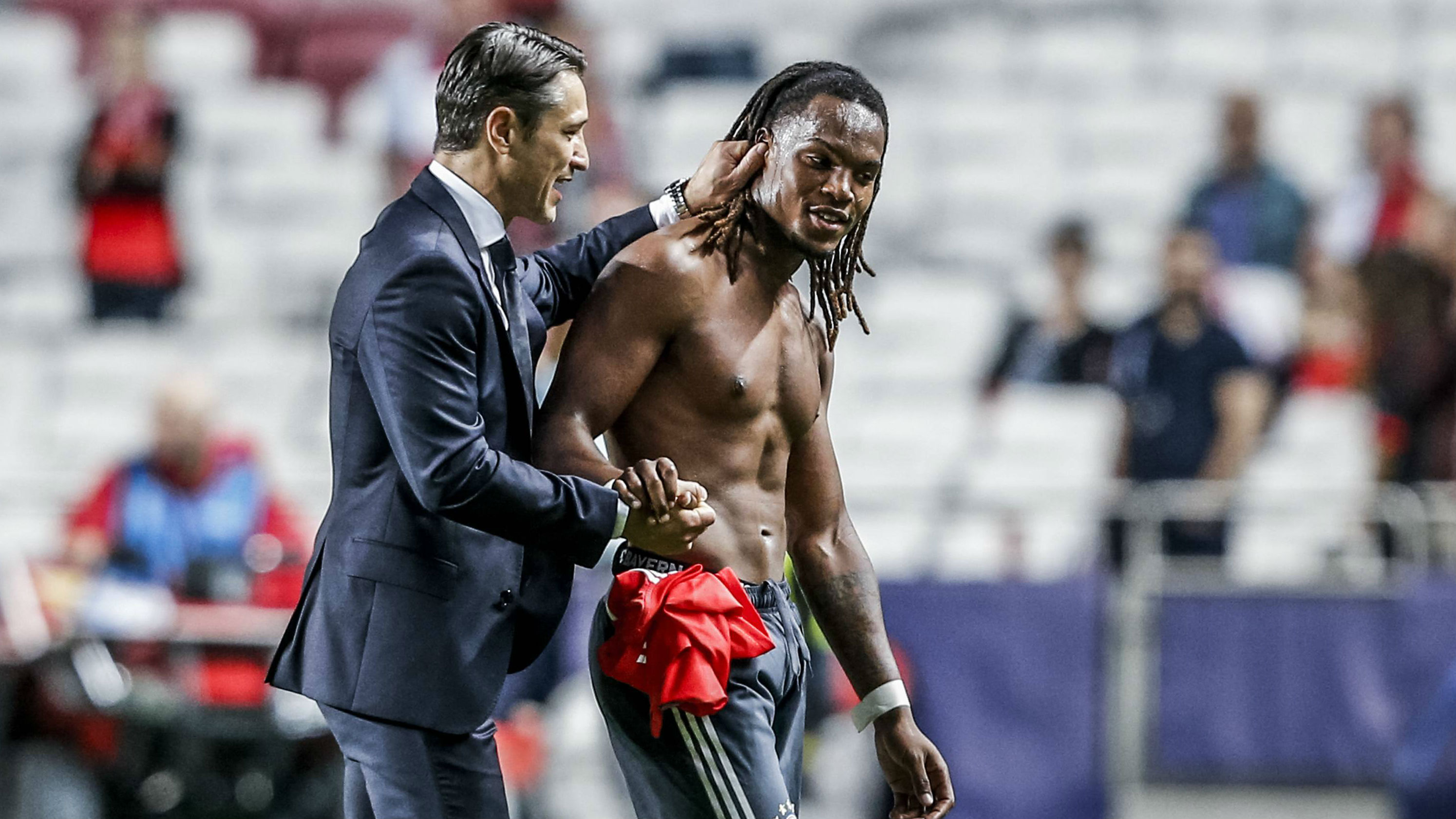 Fußball: Kovac kann wieder mit Thiago planen: