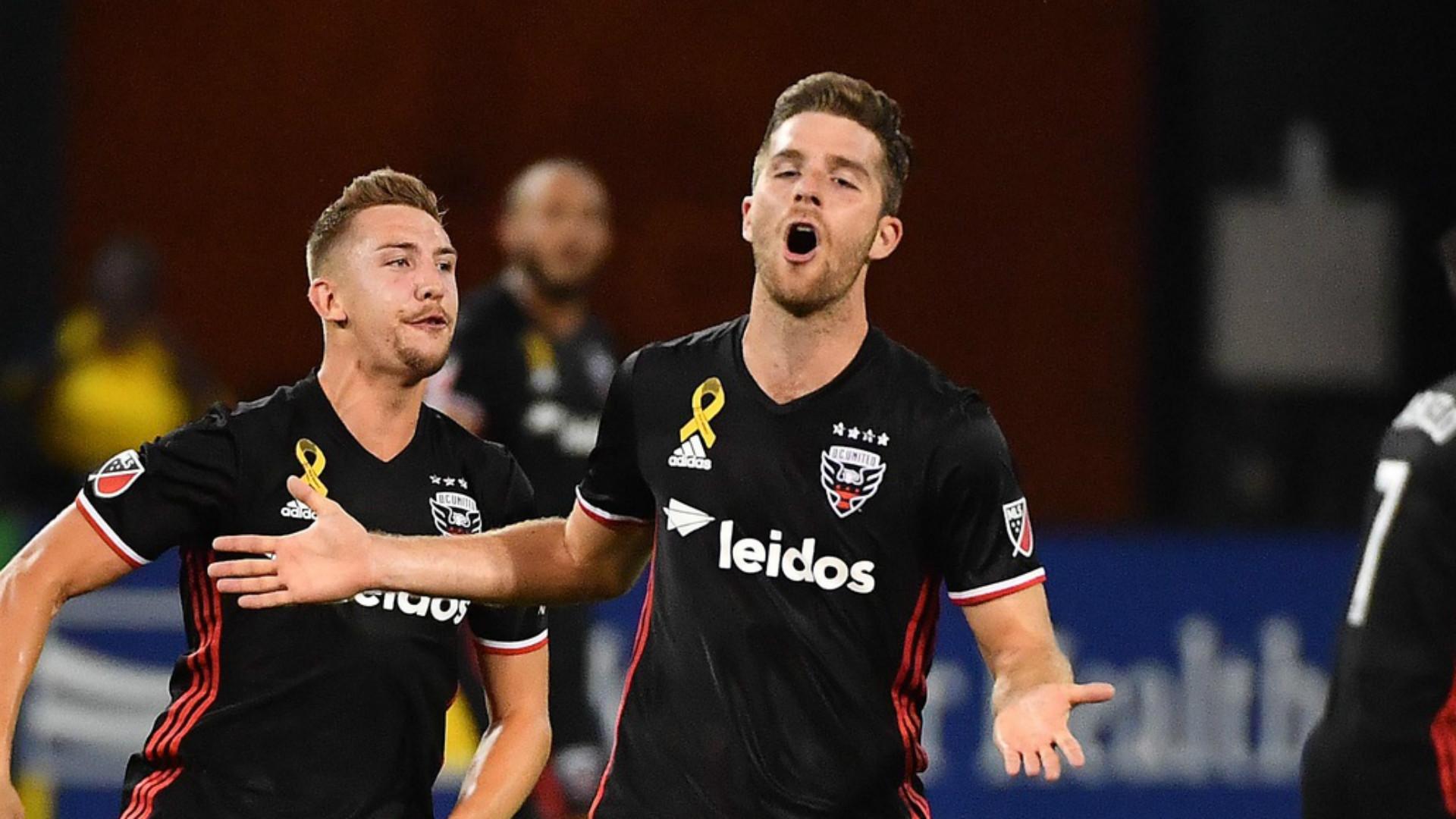 Patrick Mullins MLS DC United 09232017