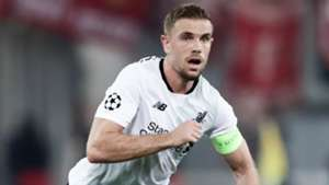 Liverpool v Roma rating Henderson