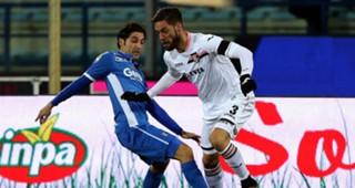Daniele Croce Andrea Rispoli Empoli Palermo Serie A