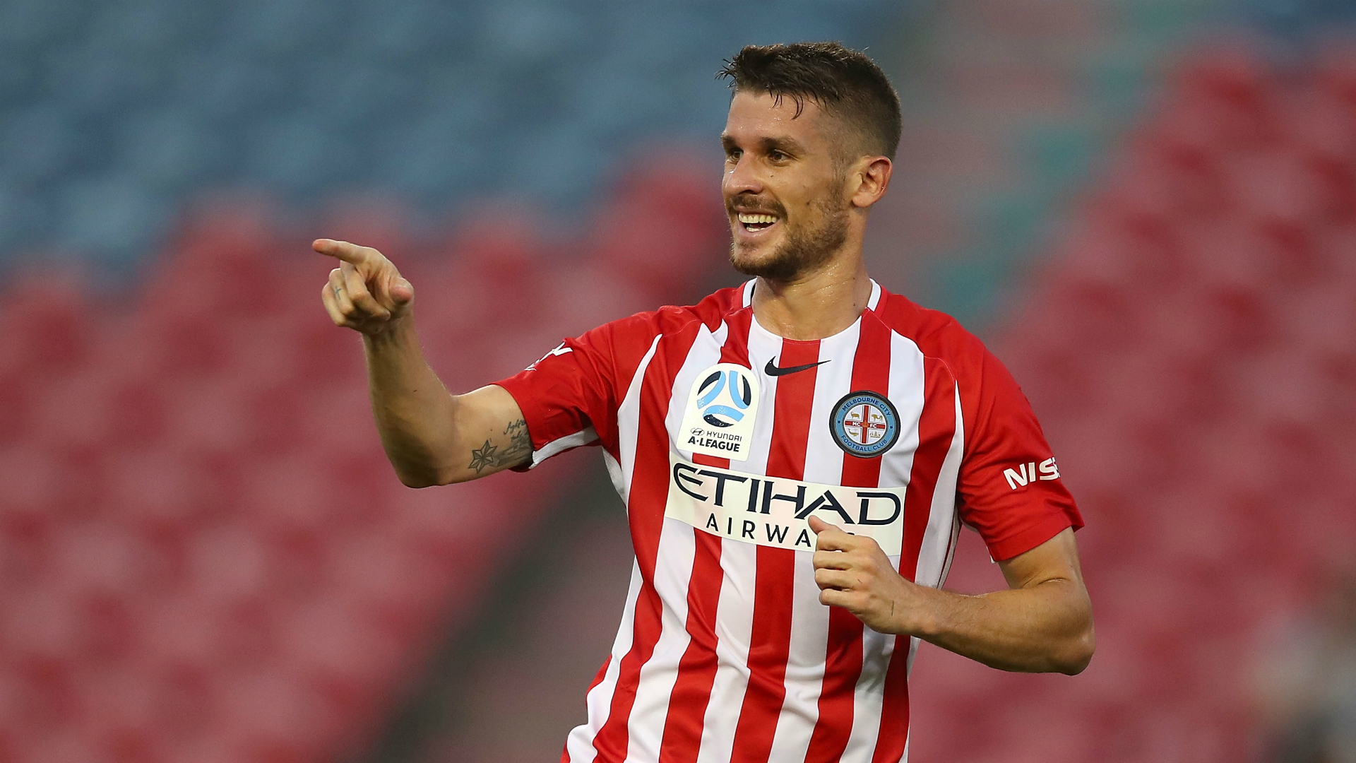 Dario Vidosic Melbourne City