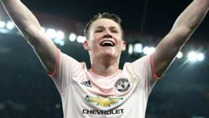 Scott McTominay Manchester United 2018-19