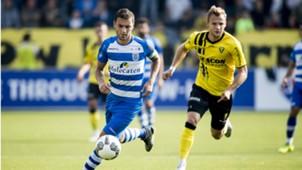 Bram van Polen, VVV - PEC Zwolle, Eredivisie 09242017