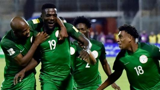 John Ogu - Algeria vs Nigeria