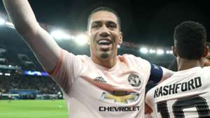 Chris Smalling Manchester United 2018-19
