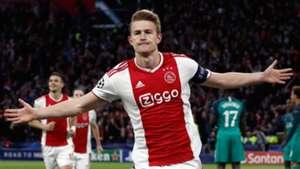 Matthijs de Ligt, Ajax