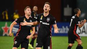 Patrick Mullins Russell Canouse D.C. United