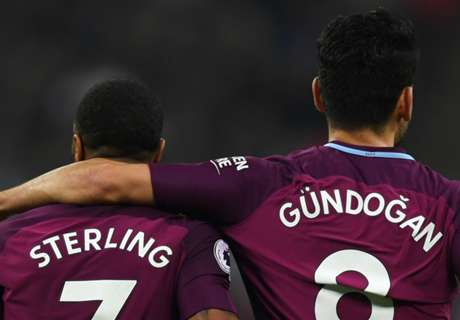Gundogan: I know how Sterling feels