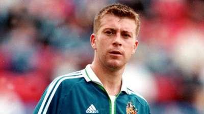 Pat McGibbon Wigan 1999-2000
