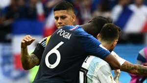 Paul Pogba Lionel Messi France Argentina World Cup