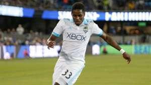 Joevin Jones Seattle Sounders MLS