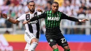 Benatia Boateng Juventus Sassuolo