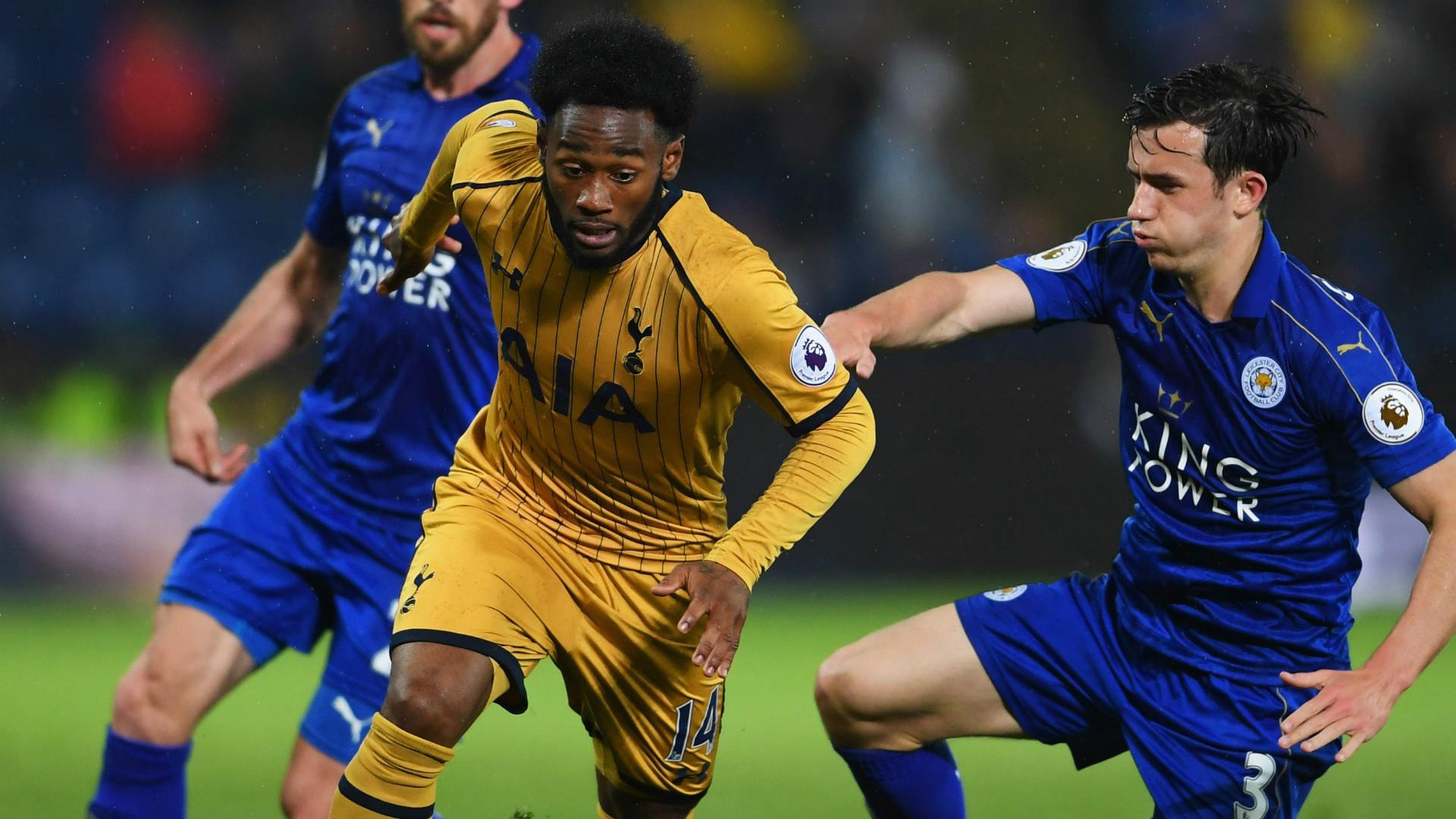 Georges-Kevin Nkoudou Tottenham