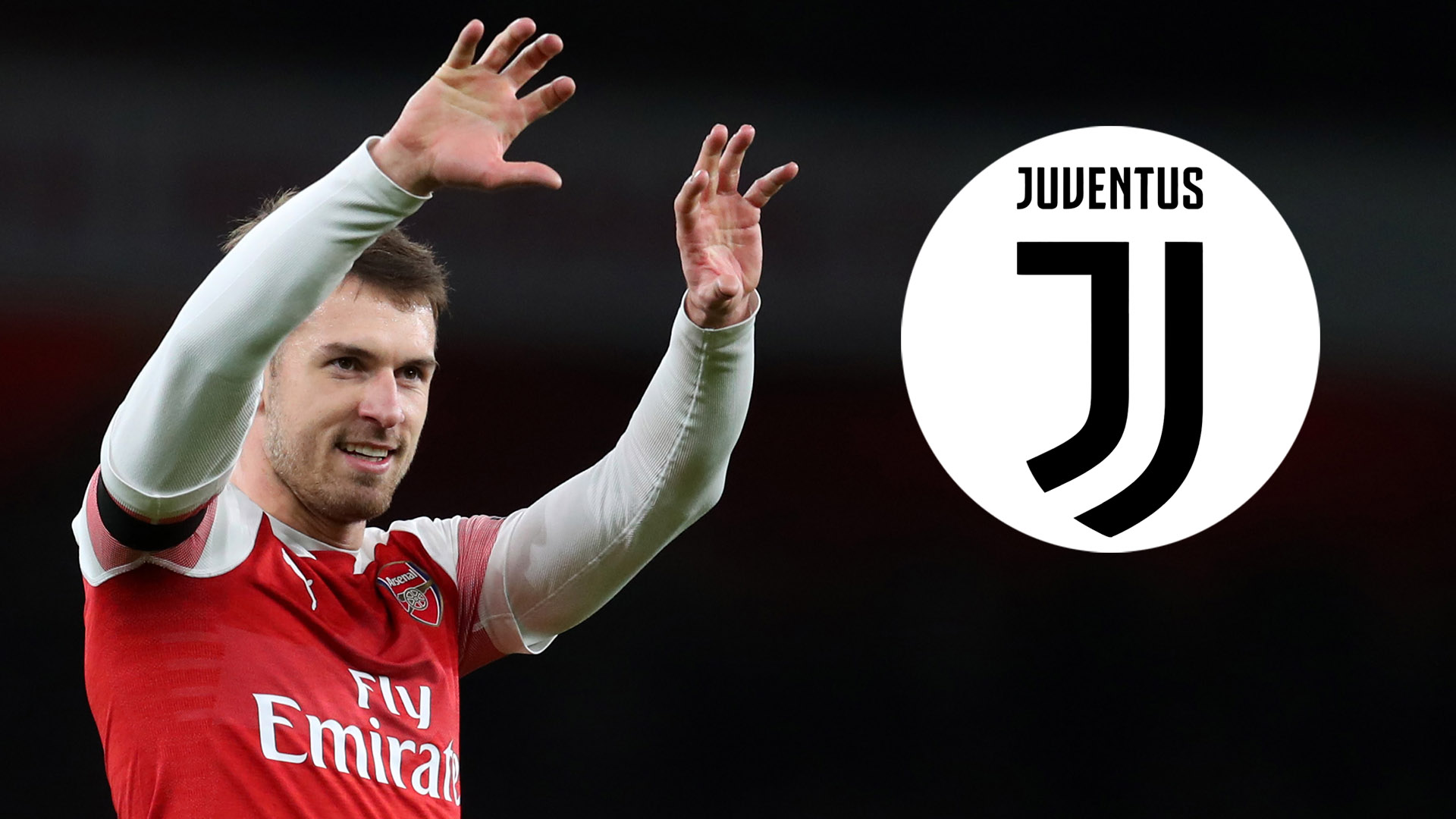 Image result for ramsey juventus