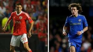 Nemanja Matic David Luiz