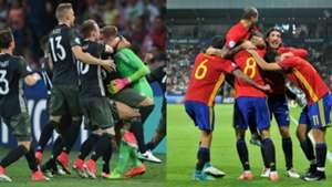 Germany Spain Under 21