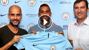 GFX Video Danilo Manchester City