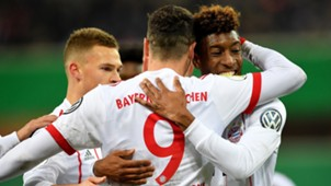 Coman SC Paderborn FC Bayern München DFB Pokal