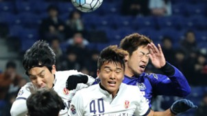 Lee Chan-dong Gamba Osaka v Jeju United AFC Champions League 01032017
