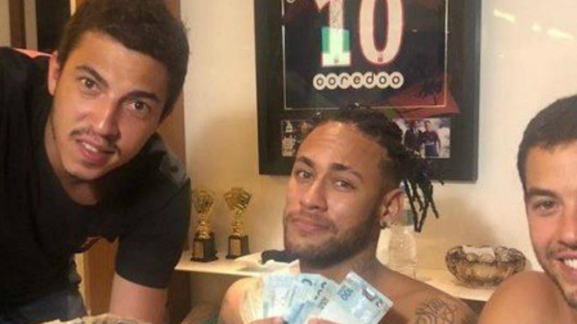 Instagram Neymar