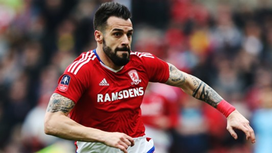 Alvaro Negredo Middlesbrough Premier League