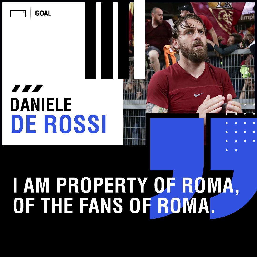 Daniele De Rossi Roma property