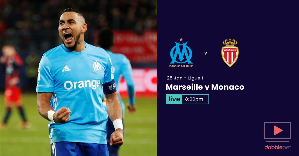Marseille Monaco graphic