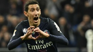 Angel Di Maria PSG Monaco Coupe de la Ligue 01042017