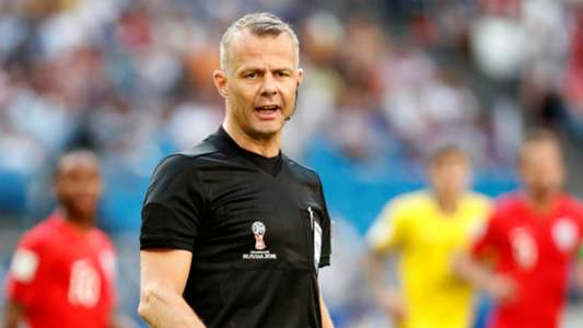 Björn Kuipers, FIFA World Cup, 07072018