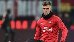 Krzysztof Piatek Milan Napoli Serie A