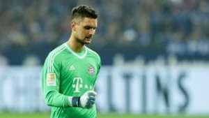 *GER ONLY* Sven Ulreich FC Bayern München