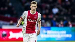 Matthijs de Ligt, Ajax, Eredivisie 01212018