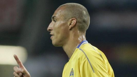 Euro 2004 Italy Sweden Larsson