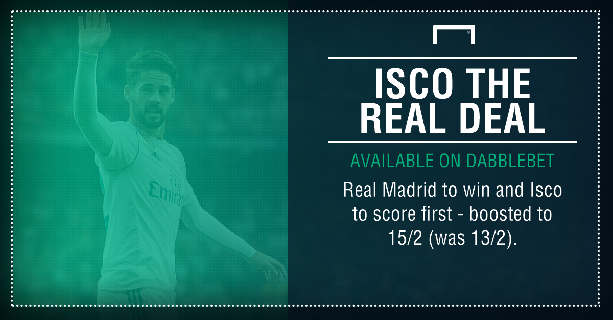 Real Madrid Isco boost graphic