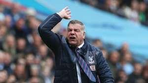Sam Allardyce Crystal Palace