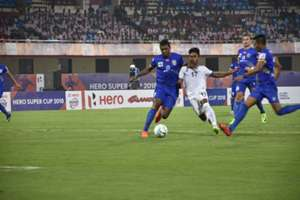 Rahul KP Indian Arrows vs Mumbai City